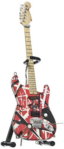 EVH Minature Guitars EVH Frankenstein Mini Replica Guitar Van Halen (EVH001)