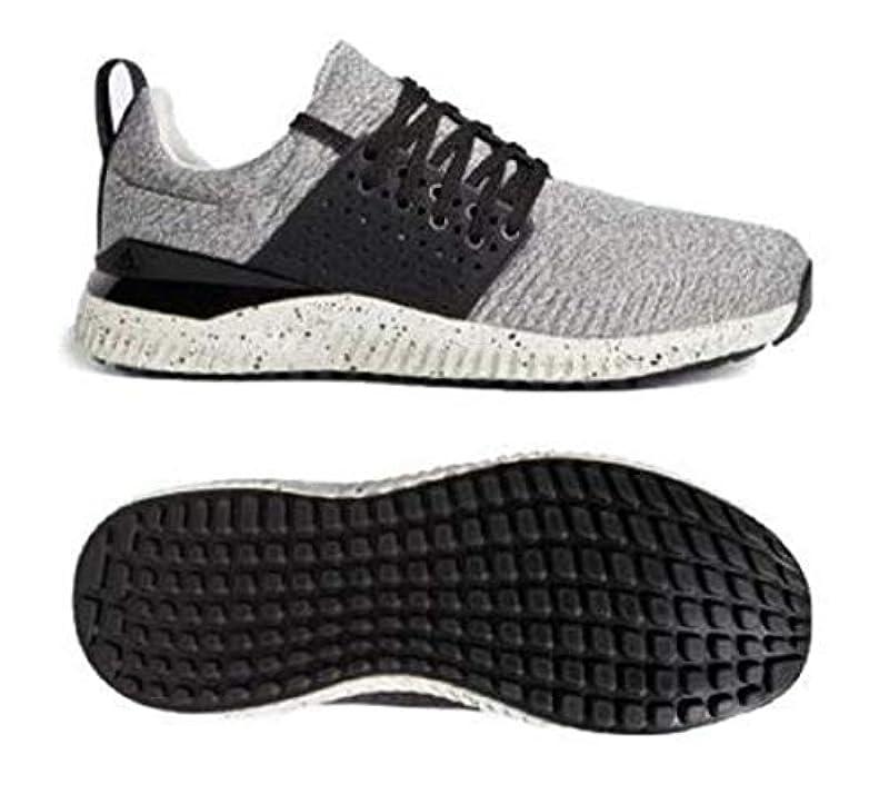adidas 아디다스 골프 슈즈 27.0cm 《아디쿠로스》 bounce ADICROSS BOUNCE 국내 정규품 BB7814 로우 화이트/코어 블랙