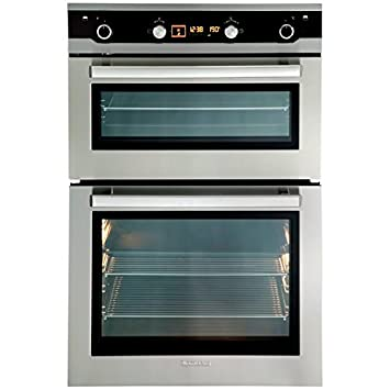 Blomberg BDO9564X 900mm Built In Electric Double Oven Amazoncouk Electronics