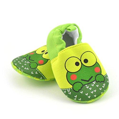 Igemy 1Paar Neugeboren Schön Kleinkind Baby Schuhe Flats Soft Pantoffeln Schuhe C