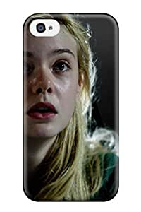 Awesome Elle Fanning In Super 8 Flip Case With Fashion Design For Iphone 4/4s