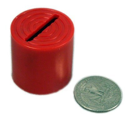 Royal Magic The Devils Coin Bank From A Classic Pocket Trick! (Best Pocket Magic Trick)