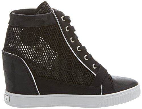 Active Lady Para Black Mujer Guess Negro Footwear Zapatillas black 7xg5wq