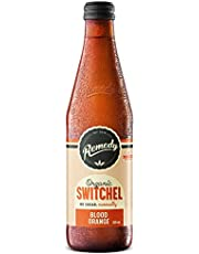 Remedy Organic Switchel Blood Orange, 330ml