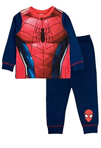 Jongens Spiderman Pyjama Marvel 2 3 4 5 6 7 8 jaar