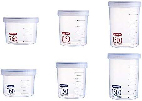 Los Envases Plásticos Del Almacenaje De Alimento Fijan De 6 BPA ...