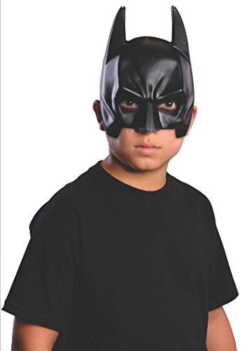 Rubie's Costume Batman Child's Chinless Vinyl Mask ()