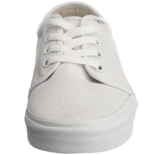 Vans - Zapatillas de caucho para mujer Blanco (True White)