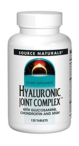 Source Naturals Hyaluronic Complex Tablets