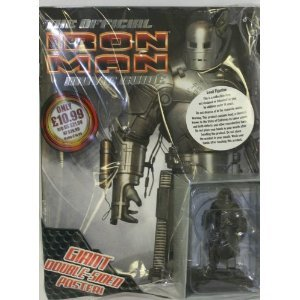 Read Online Eaglemoss Marvel Iron Man Movie Lead Figurine with Magazine ebook