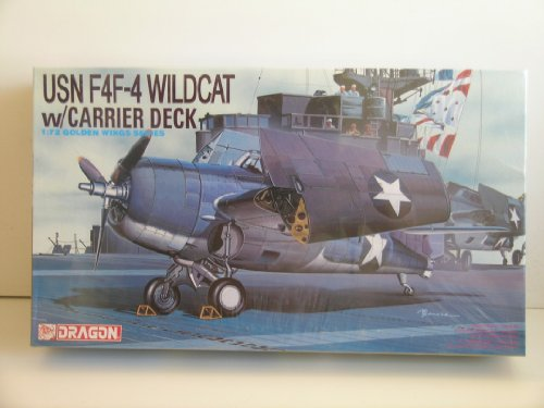 F4f 4 Wildcat Model - Dragon