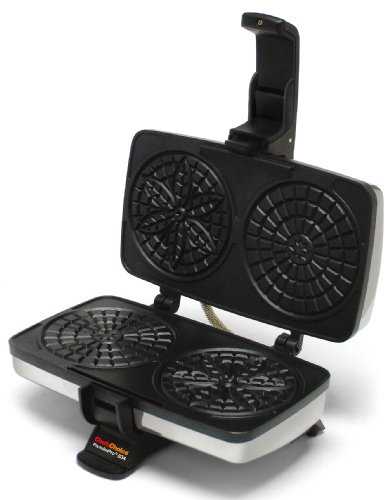 Chef's Choice 834 Pizzelle Pro Express (Krumkake Iron)