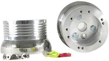 6 Hole .5 Steering Wheel Adapter Aftermarket//GM Splines