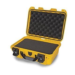Nanuk 915 Waterproof Hard Case with Foam Insert - Yellow - Made in Canada (B003JH7ZMW) | Amazon price tracker / tracking, Amazon price history charts, Amazon price watches, Amazon price drop alerts