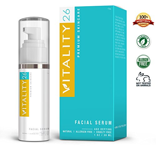 Anti Aging Facial Serum Vitality26 product image