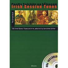 Irish Session Tunes - The Green Book: 100 Irish Dance Tunes and Airs