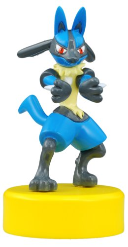 Pokemon Diamond & Pearl Super Battle Card Stadium expansion Figure Set Lucario (japan import) (Lucario Pearl Pokemon)