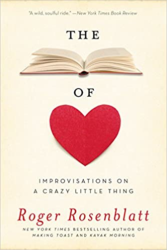 The book of love improvisations on a crazy little thing roger the book of love improvisations on a crazy little thing roger rosenblatt 9780062349439 amazon books mightylinksfo