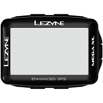 Image of LEZYNE Mega XL Loaded GPS Bike Computer
