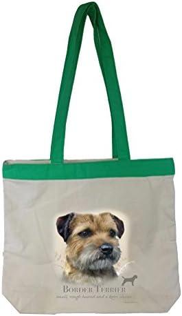 Cotton Long Handle Sling Bag I Love Dalmatians