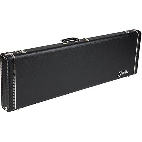 Fender Deluxe Black Case for Jazz Bass