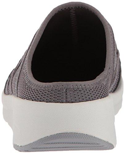 Clarks Womens Darleigh Myra Sneaker Dark Grey Mesh Textile NNhhCY