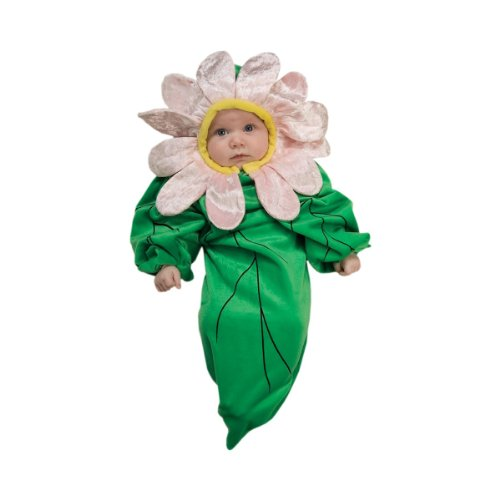 Rubie's Baby bunting Daisy costume size 0-9 months -