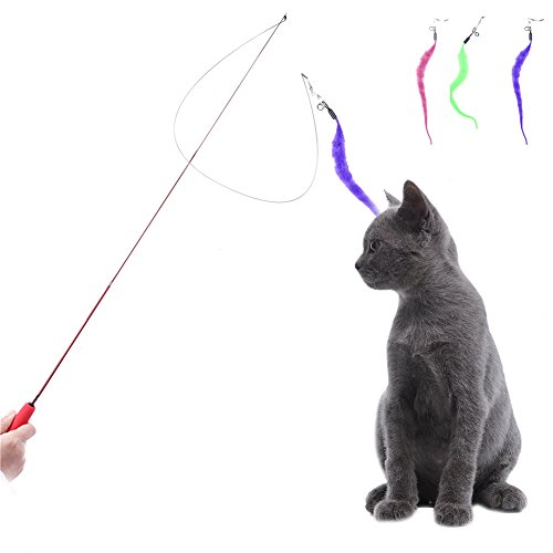 Seller profile zsl for Retractable cat wand