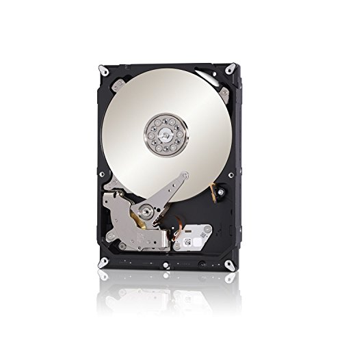 (Old Model) Seagate 8TB NAS HDD SATA 6Gb/s NCQ 256 MB Cache Bare Drive ST8000VN0002 by Seagate