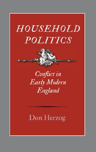 Amazon household politics conflict in early modern england household politics conflict in early modern england by herzog don fandeluxe Images