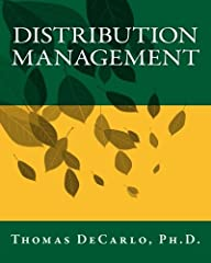 For undergraduate and MBA courses in industrial and medical distribution. The Fifth Edition of Distribution Management book provides the core concepts needed in managing a profitable distribution center.