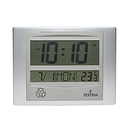 Festina - Reloj digital de pared o sobremesa FD0065/A