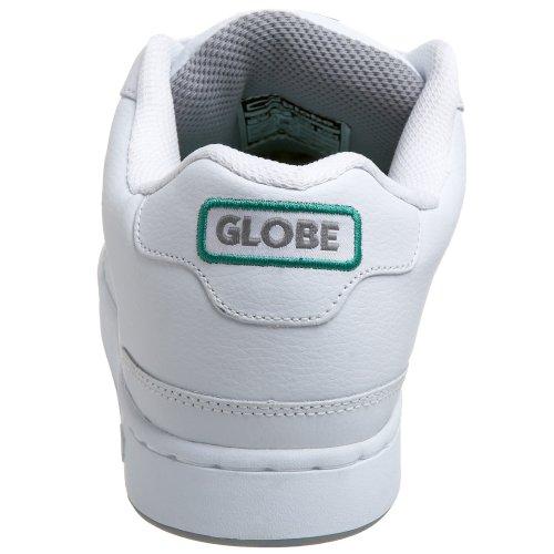 Chaussure De Skate Centrale Globe Blanc / Vert