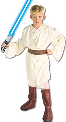 Obi One Kenobi Costume (Star Wars Child's Deluxe Obi-Wan Kenobi Costume, Small)
