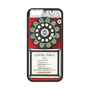 Onshop Payphone. Custom Case for iphone 5 5s (Laser Technology)