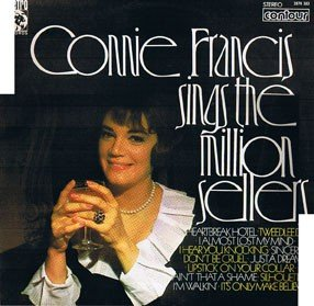 CONNIE FRANCIS SINGS ROCK 'N' ROLL MILLION SELLERS