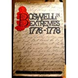 Boswell in Extremes, James Boswell, 0070690596