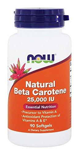 NOW Foods Carotene Carotenoids Softgels
