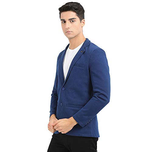 41qdhnW2OdL. SS500  - M 27 Men's Cotton Blazer