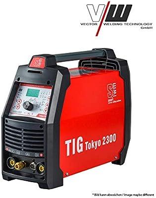 Swim Tokyo 2300 combinado sudor dispositivo DC Wig 200 Plus TIG ...