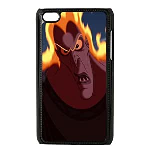 iPod Touch 4 Phone Case BLack Hercules Hades NF4155530