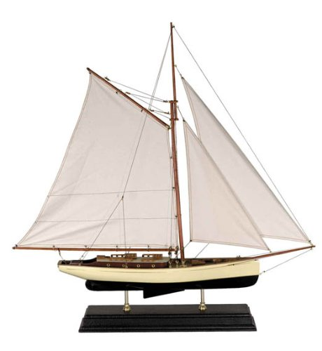 Authentic Models AS135 1930s Classic Yacht, Large