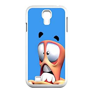 3dfunny face26 Samsung Galaxy S4 9500 Cell Phone Case White 53Go-098034