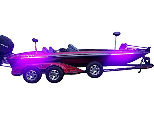 Fishing Vault High Output Ultra Violet UV Black Light LED Li