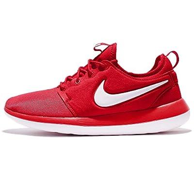 Men's Nike Roshe Two Shoe, University Red/White-Track Red, Size 13