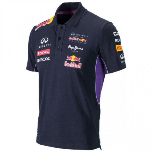 Red Bull Racing Infiniti - Polo, Color Azul Marino Talla:Medium ...