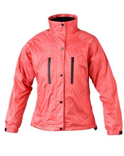 Mossi Ladies RX Rain Jacket (Salmon, X-Large)