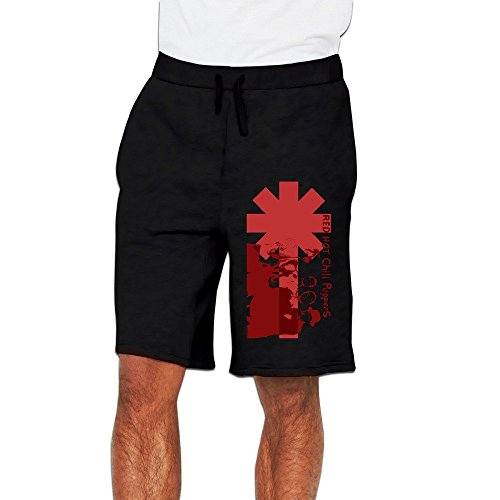 TopSeller Men's RHCP Red Hot Chili Peppers Performance Shorts