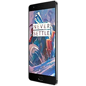 OnePlus 3 A3000 64GB Graphite, 5.5″, Dual Sim, GSM Factory Unlocked U.S.A Version