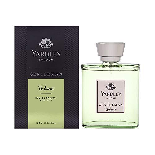 Yardley London Gentleman Urbane Perfume (Eau De Parfum – EDP) for Men, 100 ml